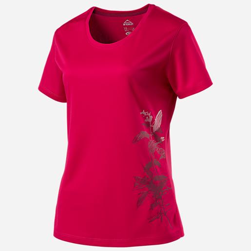 b59e34ed04bff T-shirt Manches Courtes Femme Raffa MC KINLEY   INTERSPORT