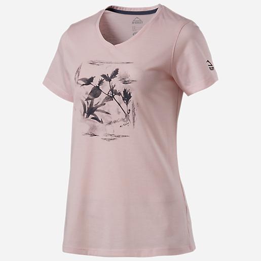 00dd1307aecbc T-shirt Manches Courtes Femme Kreina MC KINLEY   INTERSPORT