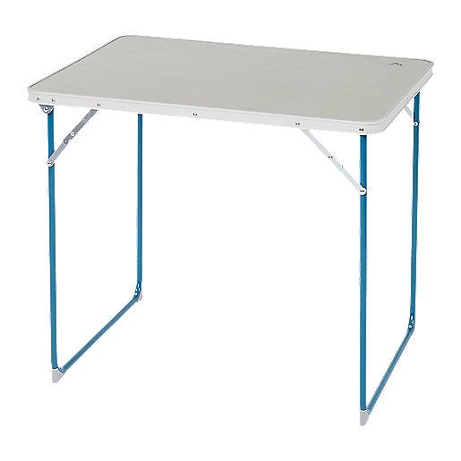 Table De Camping Pliable Camp Table Mc Kinley