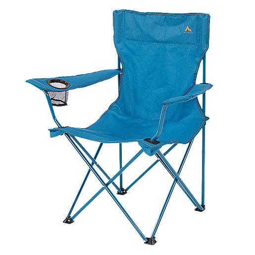 Chaise De Camping Pliable Camp Chair 200 Mc Kinley