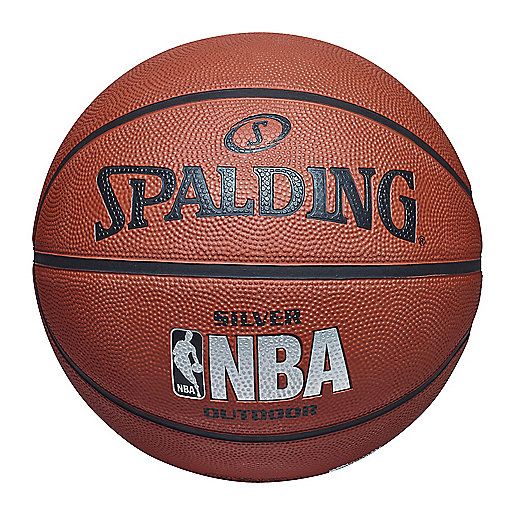 exquisite style good quality latest Ballon basketball Nba Silver SPALDING