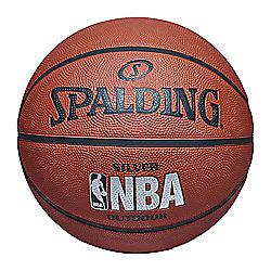Argent SpaldingIntersport Silver Ballon Basketball Nba CoeBxrd