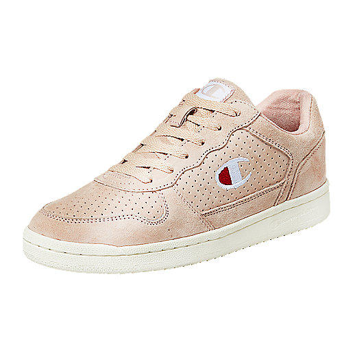 Sneakers femme Chicago Suede Low Multicolore 3018302 CHAMPION b09d30353d
