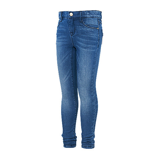 Pantalon denim fille Polly Multicolore 3158467 NAME-IT
