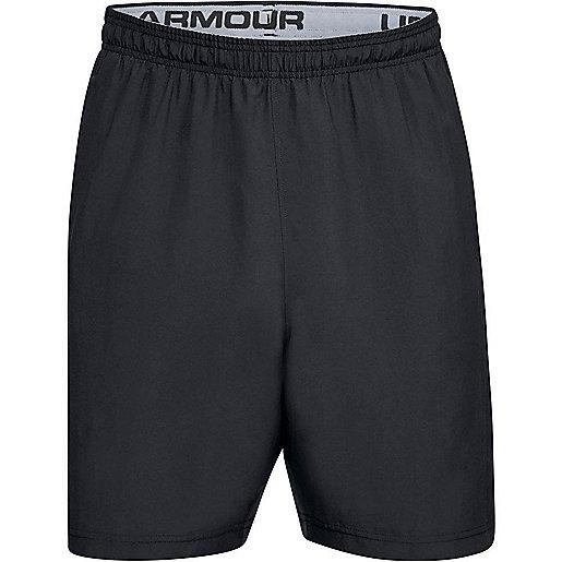 online retailer 48ab8 78952 Short homme Woven Graphic Wordmark Multicolore 320203 UNDER ARMOUR