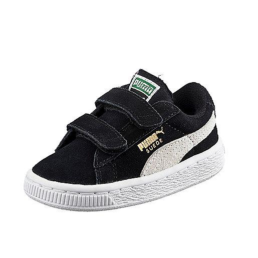 pas mal 4bc7e f3acc Sneakers À Scratch Enfant Suede 2 Straps PUMA | INTERSPORT