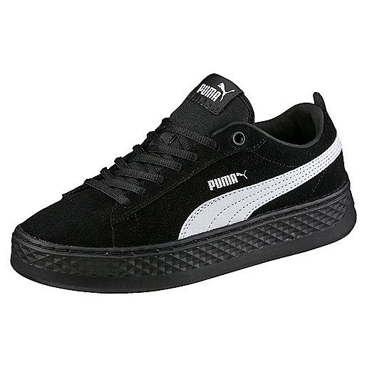 f43a589c205 Sneakers femme Smash Platform SD Multicolore 3664880 PUMA
