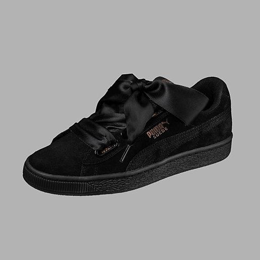 Puma Sneakers Heart Artica Suede Femme lK1cFTJ
