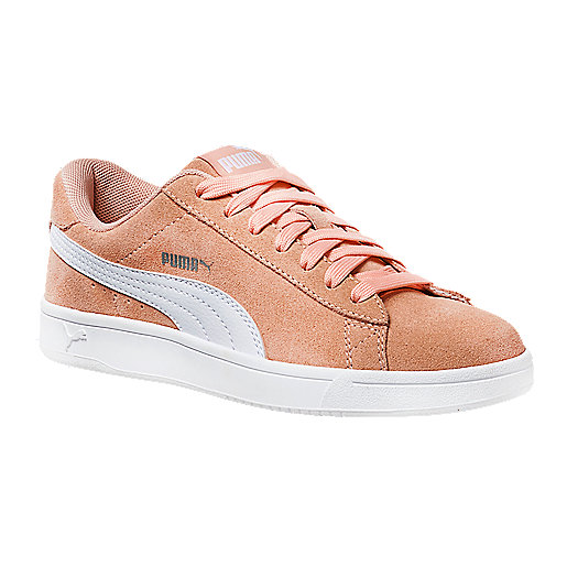 6d5f9883fe8 Sneakers femme Court Breaker Sd Multicolore 3673660 PUMA
