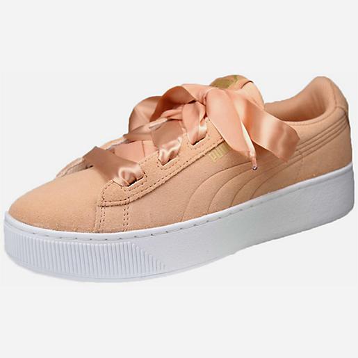 Sneakers enfant Vikky Platform Ribbon PUMA