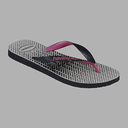 qualité parfaite nouveau style de vie vente usa en ligne Tongs femme Top Optical HAVAIANAS