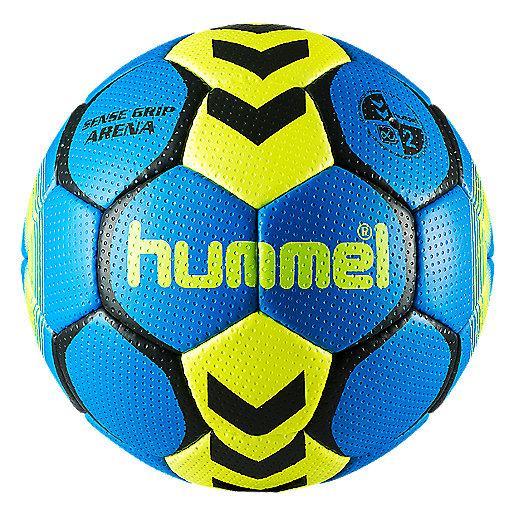 54d895c66e7b5 Ballon de handball Sense Grip Arena T2 Multicolore 452SA2 HUMMEL