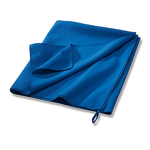 Serviette microfibre Bleu 5000012 ITS