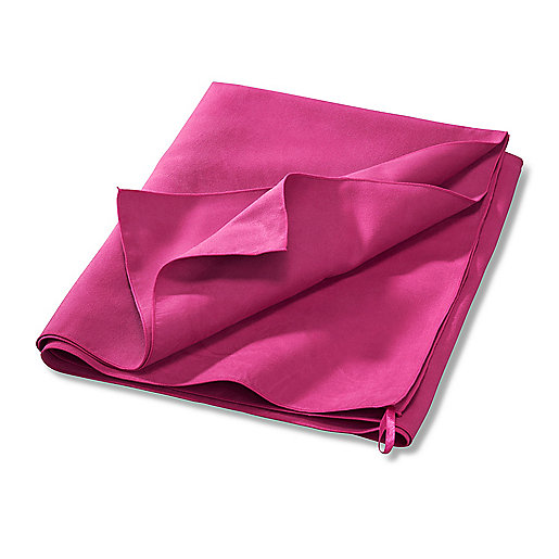 Serviette microfibre Rose 5000013 ITS