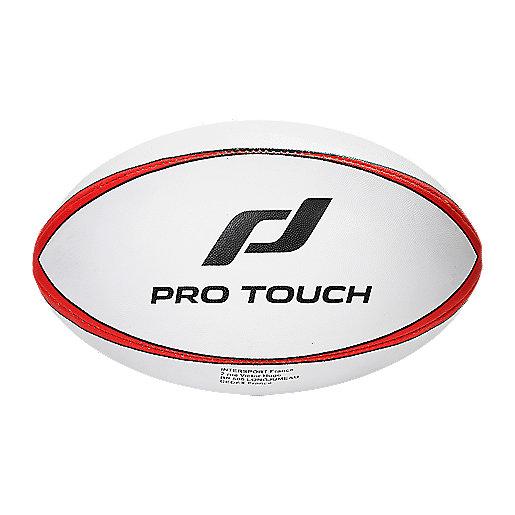 80ba72d67400 Ballon de rugby Core Blanc 5000470 PRO TOUCH