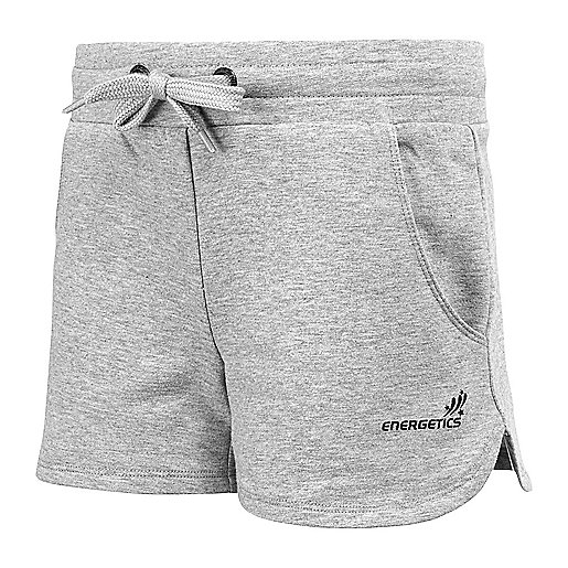 Short de training fille Isabella Gris 5000636 ENERGETICS