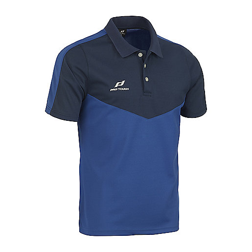 Polo d'entraîneur football manches courtes homme Core multicolore 5000971 PRO TOUCH