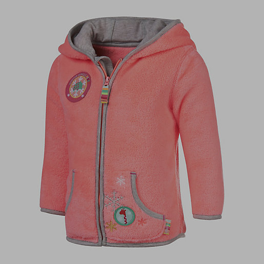 5e11ac82a22d6 Veste Polaire Bebe Recre Polaire Bb rose POLOCHON | INTERSPORT