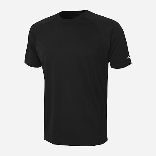 e6f5970d414 T-shirt De Running Manches Courtes Homme Martin NOIR ITS