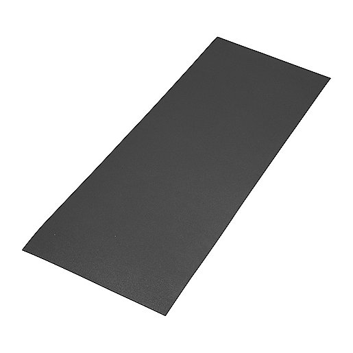 Tapis de gym Basic Gym noir 5001797 ITS