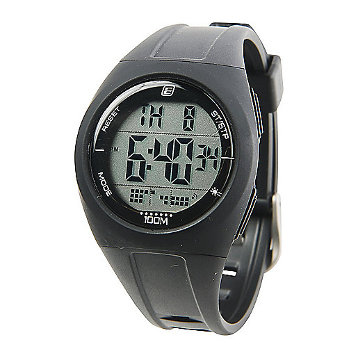 Montre digitale adulte MD 100 Noir-Blanc 5002085 ENERGETICS
