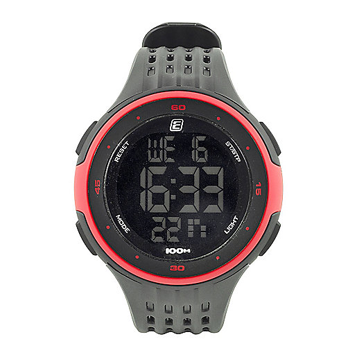 Montre digitale homme MD 110 Rouge 5002086 ENERGETICS
