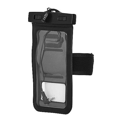 Brassard Smartphone étanche Noir Energetics Intersport