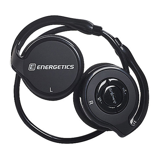 Casque audio Run 310 Noir 5002130 ENERGETICS