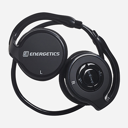 Casque Audio Run 310 Noir Energetics Intersport