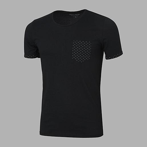gros remise à vendre vente chaude authentique T-shirt manches courtes homme Tjoker TEDDY SMITH