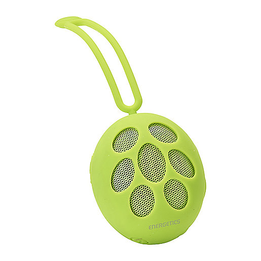 Mini-enceinte waterproof Bluetooth® Vert 5003140 ENERGETICS