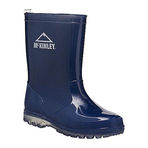 c3e2a952e4c Bottes de pluie enfant Dalia Bleu 5004305 MC KINLEY