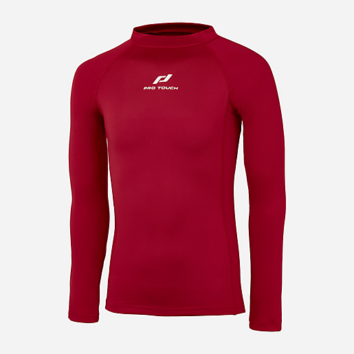 Maillot Adulte Tee Thermique Sapel ROUGE PRO TOUCH   INTERSPORT d318c2dd8674
