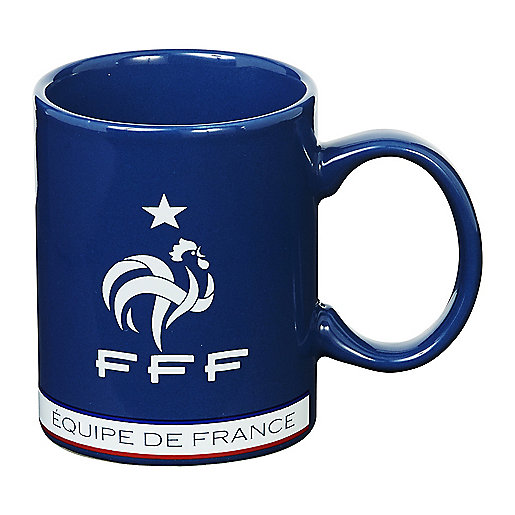 Mug supporter FFF multicolore 5004925 FFF