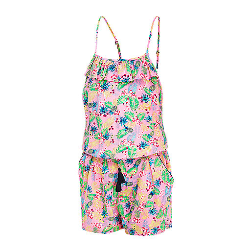 c7539bc389678 Combishort fille Dynou Multicolore 5005057 FIREFLY