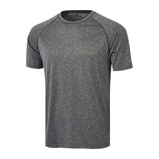T-shirt manches courtes homme Boston 2 Gris 5005210 ENERGETICS