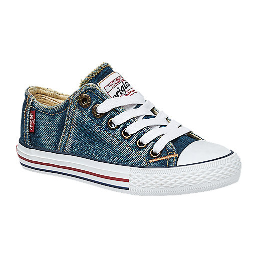Chaussures en toile enfant Original Red Tab Low Lace Multicolore 5005434 LEVIS KID
