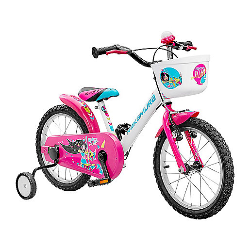 7928e1b33e248 Vélo Fille - 3-7 Ans Princesse Plume NAKAMURA   INTERSPORT