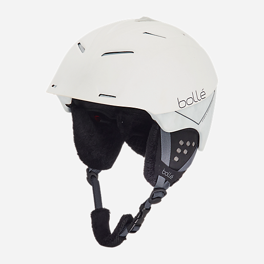 Casque De Ski Adulte Synergy Matte White Forest Bolle Intersport