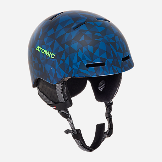 Casque De Ski Enfant Mentor Bleu Atomic Intersport
