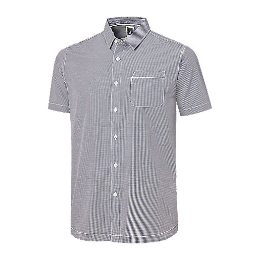 5f29c1326e Chemise manches courtes homme Mambo Multicolore 5007244 FIREFLY
