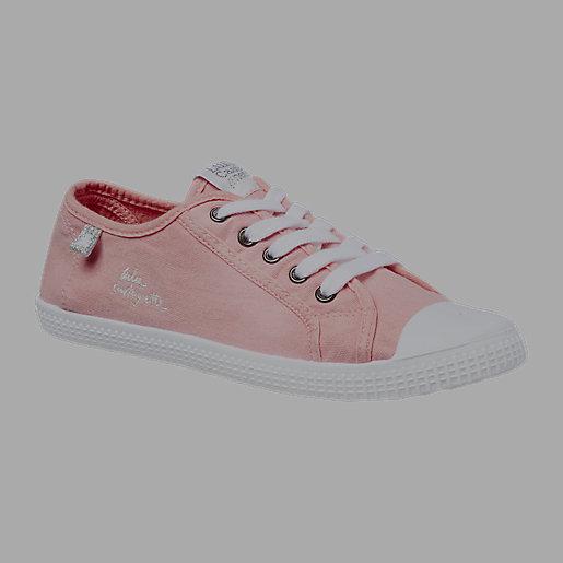 Chaussures en toile femme Lc Zoe LULU CASTAGNETTE