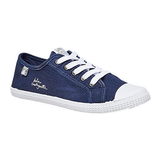 Chaussures en toile femme Lc Zoe 5372805 LULU CASTAGNETTE 57dc458d7dd