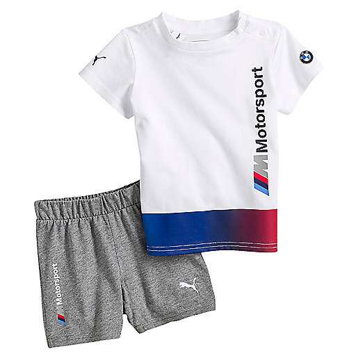 c2f3d57751 T-shirt manches courtes bébé BMW Motorsport Multicolore 578858 PUMA