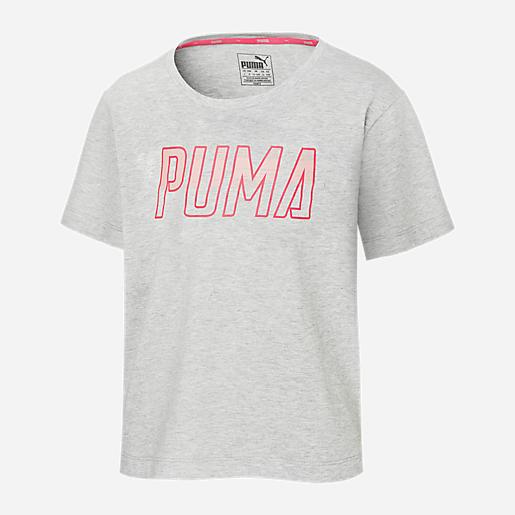 T shirt manches courtes fille PUMA