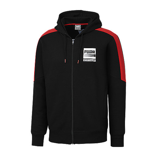 pull homme de marques marron intersport