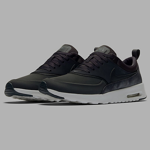 Nike Air Max Thea, Chaussons Sneaker Femme