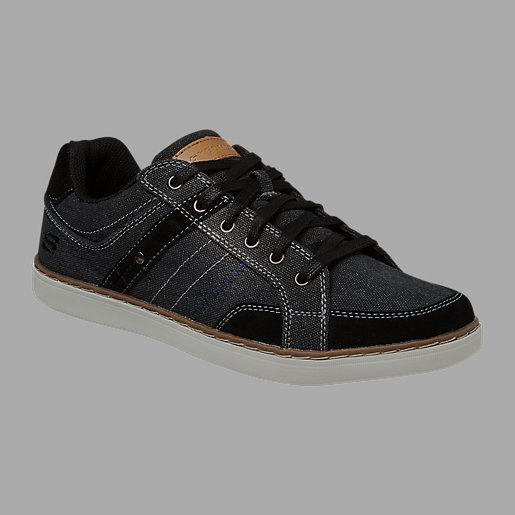 Chaussures en toile homme Lanson Mesten SKECHERS