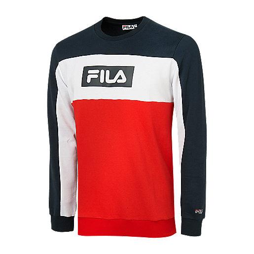 2394dbb31b9a6 Sweatshirt Homme Faris Fila FILA | INTERSPORT