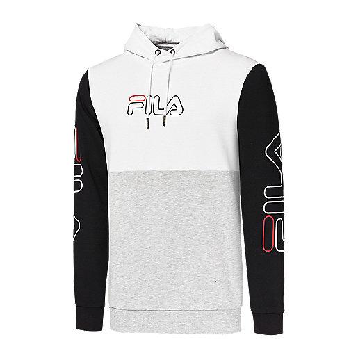 Sweatshirt Fila Logo À Nadav Homme Capuche 7v6gbYfy